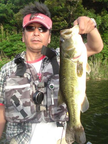 夏の薩摩湖